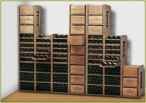 home wine storage homemade wine racks ideas home furniture ideas