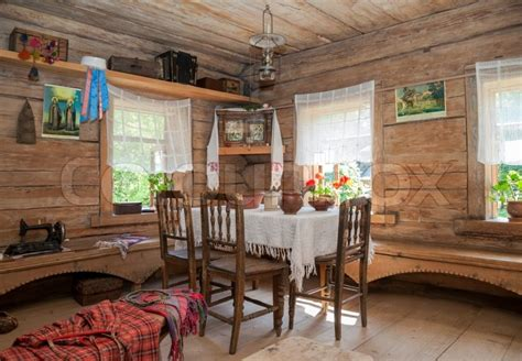 top 28 american home interior 19th century cottage novgorod russia july 23 2014 interior of old rural