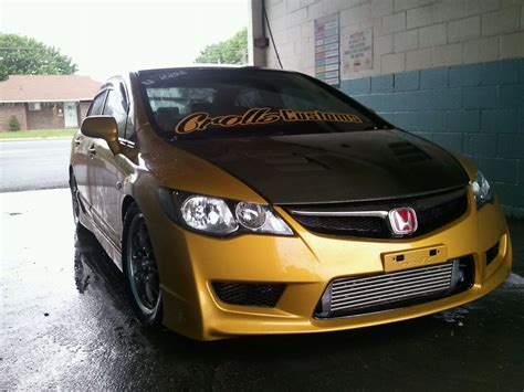 2008 Honda Fa5 Civic Si For Sale Mertztown Pennsylvania