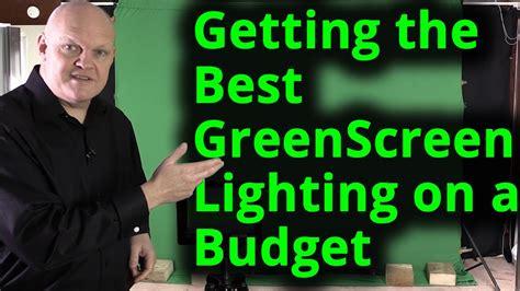 budget green screen lighting diy green screen photo booth diydry co