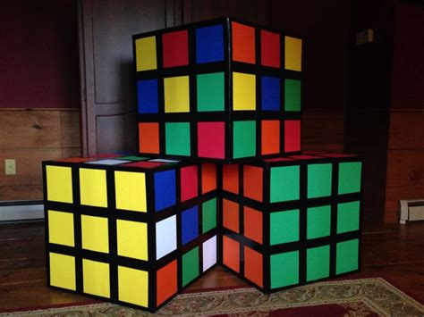 cube decorations 25 best ideas about 1980s party decorations on pinterest