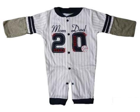 baju anak romper baseball priamstore
