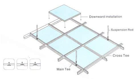 scbm mineral fiber ceilings boards t grid system