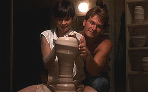 ghost film pottery scene youtube valentine s 2014 movie 88 ghost 1990 501 must see