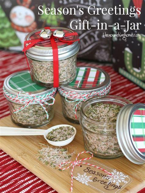 seafood gifts for christmas season s greetings jar gift all purpose seasoning mix
