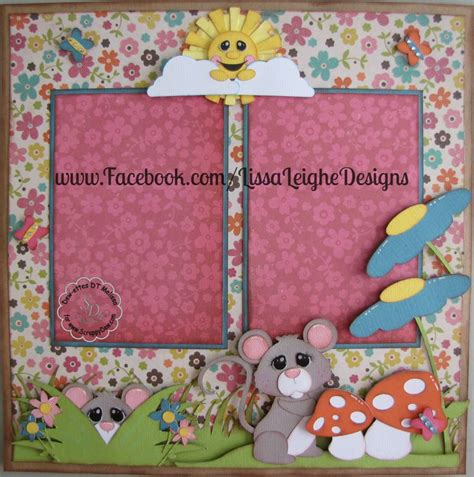 Scrapbook Paper Crafts Ideas - 17 best ideas about paper crafts scrapbook layouts on