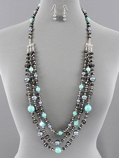 necklace ideas with 17 best ideas about beaded necklaces on