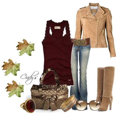 Fall Wardrobe Ideas by Fall Look 23 Ideas In Burgundy Color