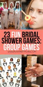 you play at bridal shower 23 more bridal shower play plan