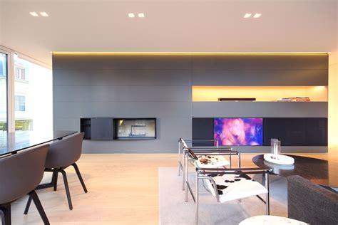 parete camino e tv foto parete attrezzata con camino e tv di rossella