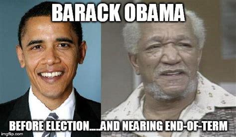 Meme Generator Obama - the stress of a president imgflip
