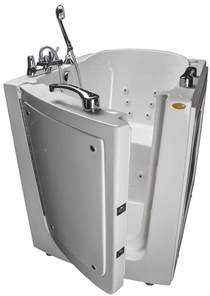 Bathtub Water Leak Designed For Seniors 174 Walk In Tub Models Hydrotherapy