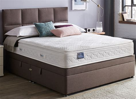 dreams ottoman beds therapur actigel 1000 ottoman bed medium firm mink