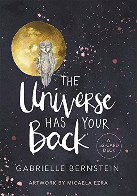 the universe has your back a 52 card deck buy usa quality