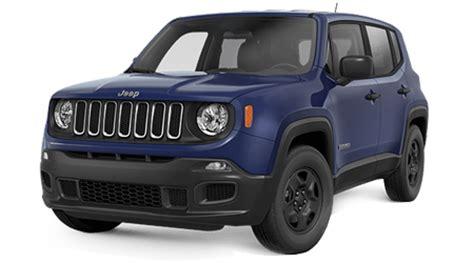Trax Jeep Parts 2016 Jeep Renegade Vs Trax In Greenville Tx Greenville