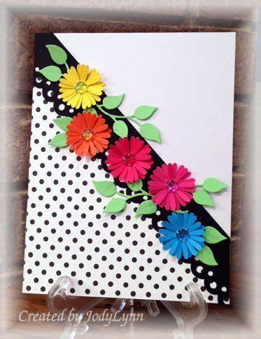 Handmade Paper Ideas - 25 best ideas about flower cards on handmade