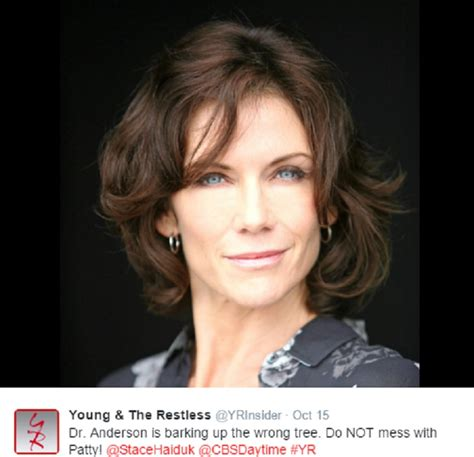 patty on young and the restless the young and the restless y r rumor patty williams