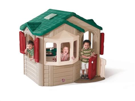 Step2 Naturally Playful Neat Tidy Cottage by Playhouses For