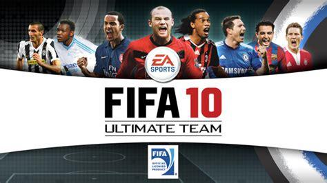 calendario fifa 16 ultimate team fifa 10 ultimate team recensione xbox 360 75633