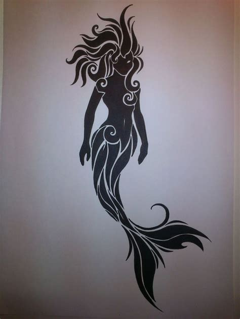 tough tattoos designs 43 best badass mermaid tattoos images on