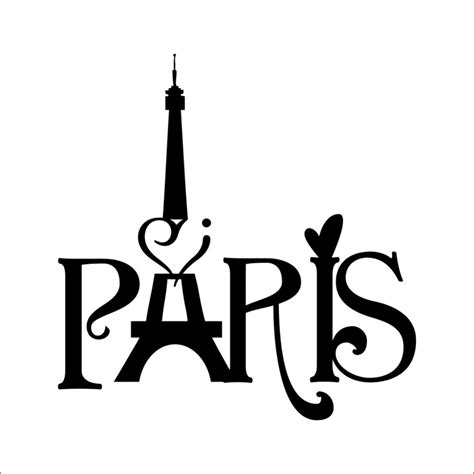 Eiffel Tower Wall Mural stickers paris