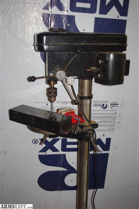 Pedestal Drill Press For Sale armslist for sale guardian power floor stand drill press