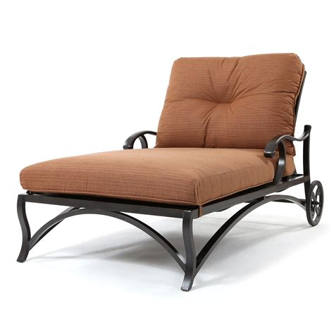 double chaise lounge sofa double chaise lounge outdoor image of small double chaise
