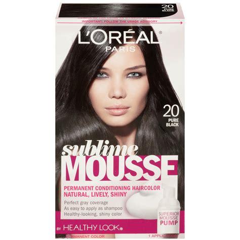 mousse hair color l oreal sublime mousse hair color l oreal sublime