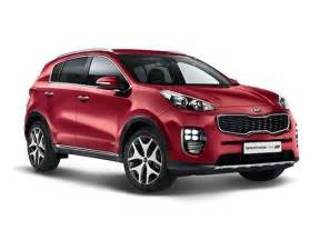 Leasing A Kia Kia Sportage Estate 1 6 Gdi 1 5dr Lease Deals