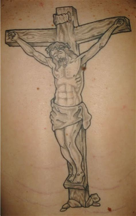 jesus christ on the cross tattoos lattest new jesus tattoos and cross tattoos