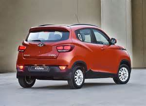 mahindra new hatchback car mahindra kuv100 in sa specs pricing cars co za
