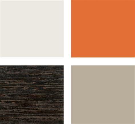 best color with orange 9 best images about color schemes on pinterest paint