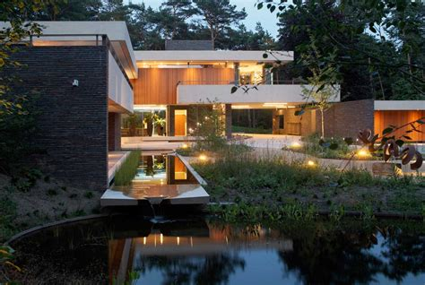 bsh home design nj modern exterior complements its gorgeous natural surroundings