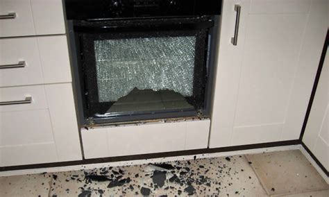 Is Your Oven At Risk Of Exploding Which News Oven Door Glass Exploded