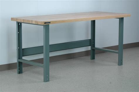 work bench tables standard maple top workbench