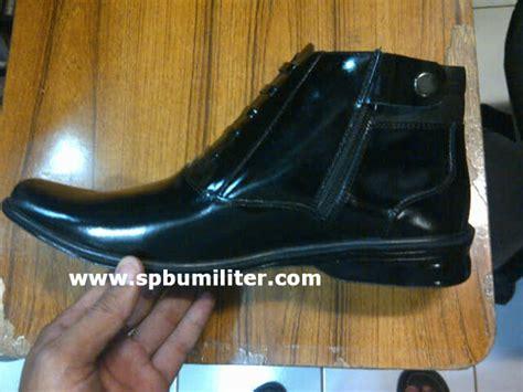 Sepatu Pdh Lancip sepatu pdh polri asli jatah spbu militer