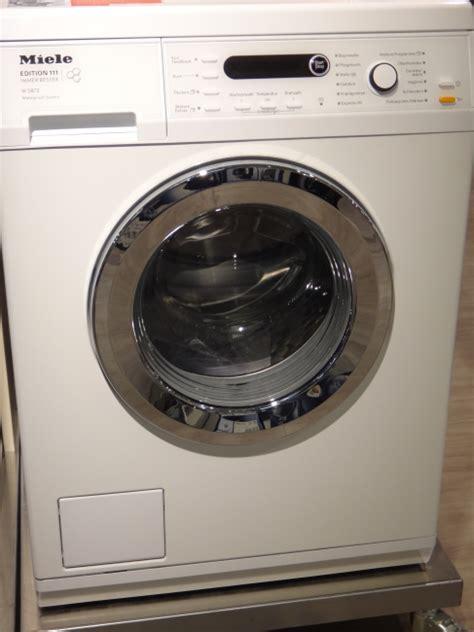 Miele Waschmaschine 111 2912 by Miele Edition 111 W 5873 Photonado