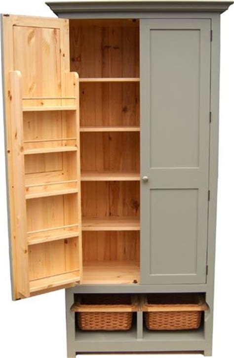 Free Standing Kitchen Pantry Cabinet Plans 25 Best Ideas About Free Standing Pantry On Pinterest Standing Pantry Free Standing Cabinets