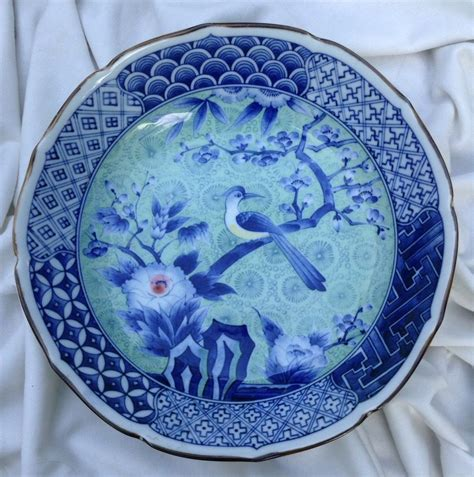 antique chinese porcelain ls antique chinese signed rare blue white porcelain bird