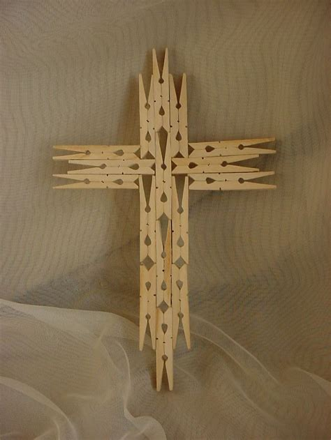 Handmade Cross - handmade wooden crosses woodworking projects plans