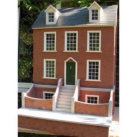 dolls house scale georgian dolls house 1 12 scale bch3
