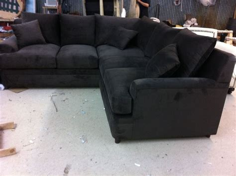 extra deep couches monica style comfy extra deep and plush sectional