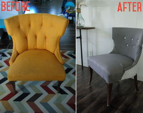 how to reupholster couch cushions without sewing no sew full reupholster chair