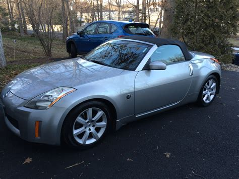 nissan montero convertible 100 blue nissan 350z first nissan 350z for sale in
