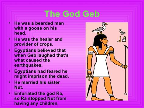 7 Most Interesting Myth God Facts by Ancient Egypts 7 Most Important Gods And Goddesses