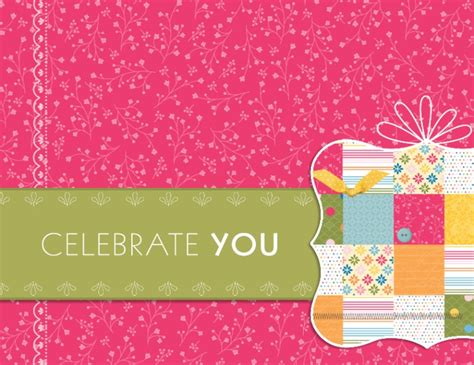 Celebrate Gift Card - celebrate you everyday cards pinterest