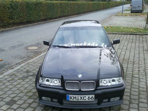 Frontscheibenaufkleber Bmw by 318ti Die Notl 246 Sung 3er Bmw E36 Quot Compact Quot Tuning