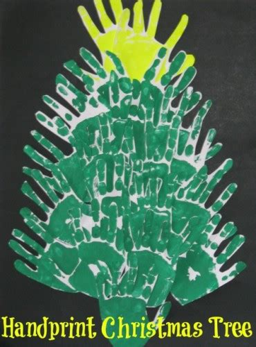 3 handprints tree handprint tree craft learning 4
