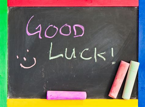 gud luck good luck in school quotes quotesgram