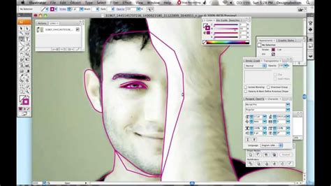 tutorial illustrator mesh tool gradient mesh tool portrait adobe illustrator tutorial